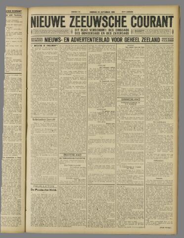 Nieuwe Zeeuwsche Courant 1926-09-28