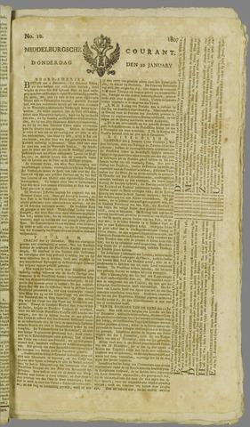 Middelburgsche Courant 1807-01-22