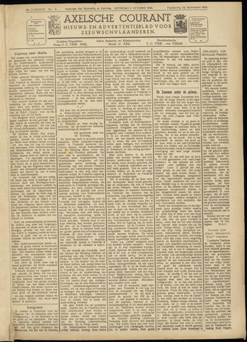 Axelsche Courant 1946-10-05