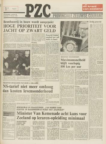 Provinciale Zeeuwse Courant 1974-02-21