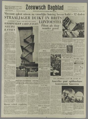 Zeeuwsch Dagblad 1958-10-23