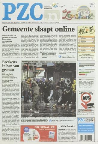 Provinciale Zeeuwse Courant 2008-07-23
