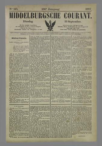 Middelburgsche Courant 1887-09-13