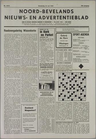 Noord-Bevelands Nieuws- en advertentieblad 1986-05-22