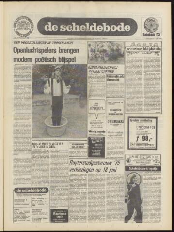 Scheldebode 1975-06-05