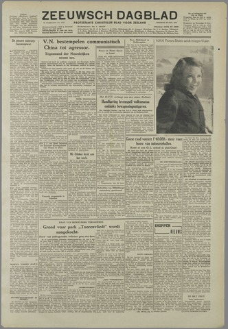 Zeeuwsch Dagblad 1951-01-30