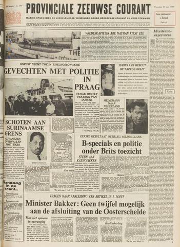 Provinciale Zeeuwse Courant 1969-08-20