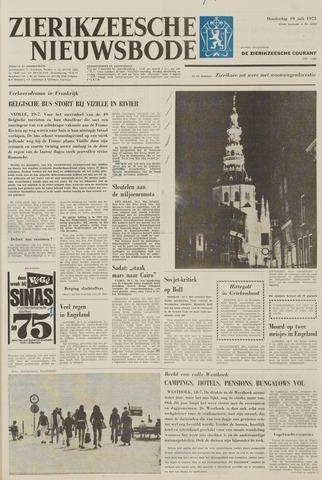 Zierikzeesche Nieuwsbode 1973-07-19