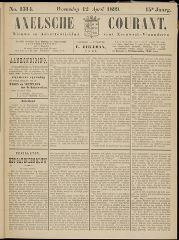 Axelsche Courant 1899-04-12