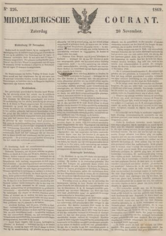 Middelburgsche Courant 1869-11-20