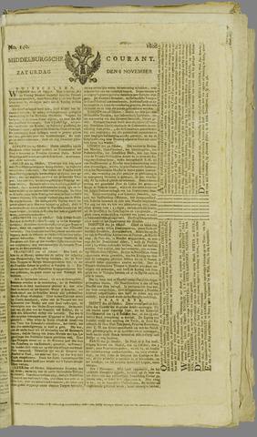 Middelburgsche Courant 1806-11-08