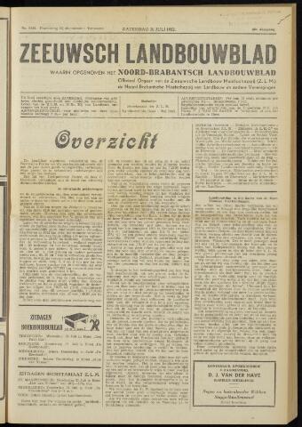 Zeeuwsch landbouwblad ... ZLM land- en tuinbouwblad 1952-07-26