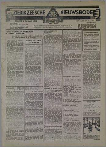 Zierikzeesche Nieuwsbode 1942-01-06