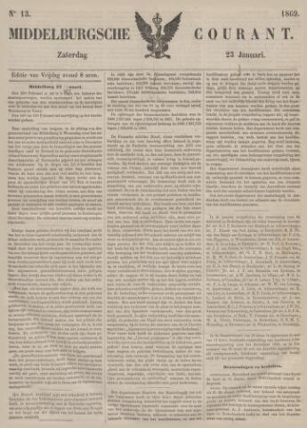 Middelburgsche Courant 1869-01-23