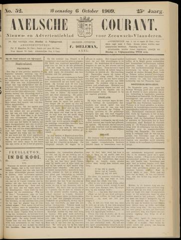 Axelsche Courant 1909-10-06
