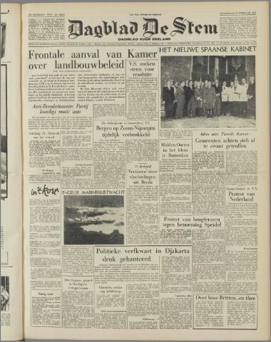 de Stem 1957-02-28