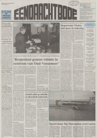 Eendrachtbode (1945-heden)/Mededeelingenblad voor het eiland Tholen (1944/45) 1999-12-16