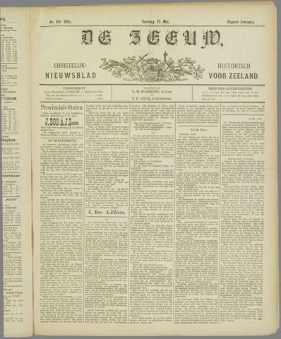 De Zeeuw. Christelijk-historisch nieuwsblad voor Zeeland 1895-05-25