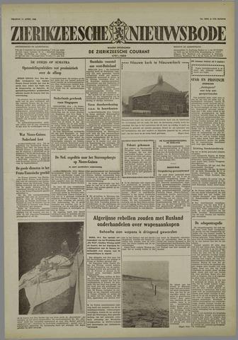 Zierikzeesche Nieuwsbode 1958-04-11