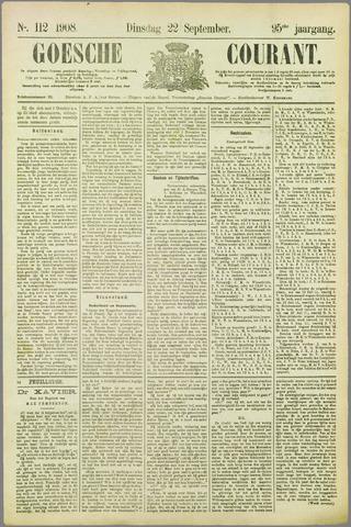 Goessche Courant 1908-09-22