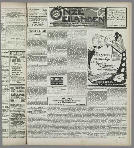 Onze Eilanden 1927-07-09
