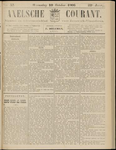 Axelsche Courant 1906-10-10