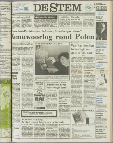 de Stem 1980-12-06