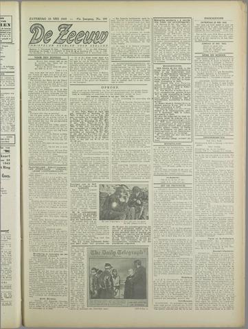 De Zeeuw. Christelijk-historisch nieuwsblad voor Zeeland 1943-05-22