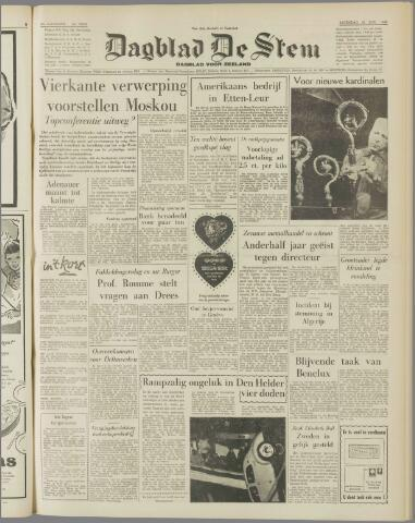 de Stem 1958-11-29