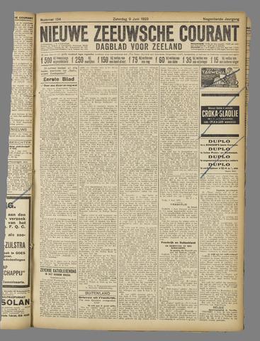Nieuwe Zeeuwsche Courant 1923-06-09