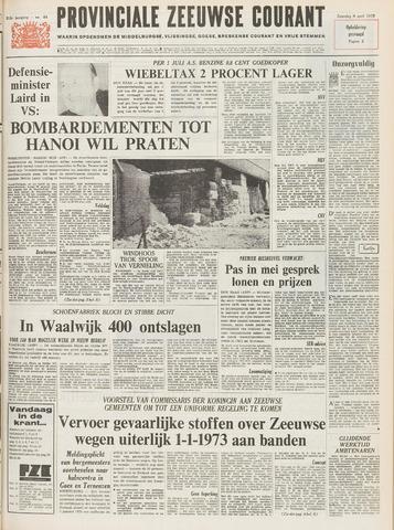 Provinciale Zeeuwse Courant 1972-04-08
