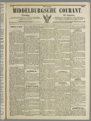 Middelburgsche Courant 1906-01-23