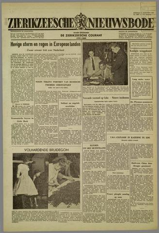 Zierikzeesche Nieuwsbode 1959-08-11