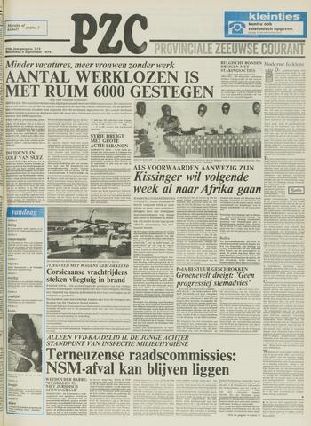 Provinciale Zeeuwse Courant 1976-09-08