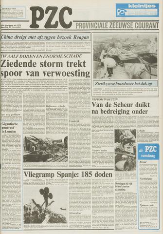 Provinciale Zeeuwse Courant 1983-11-28