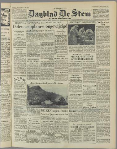 de Stem 1951-09-25