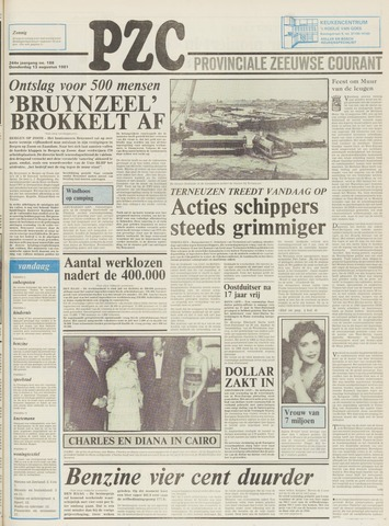 Provinciale Zeeuwse Courant 1981-08-13