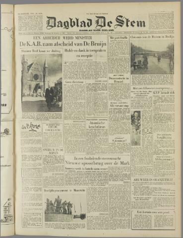 de Stem 1952-09-15