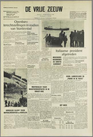 de Vrije Zeeuw 1964-12-07