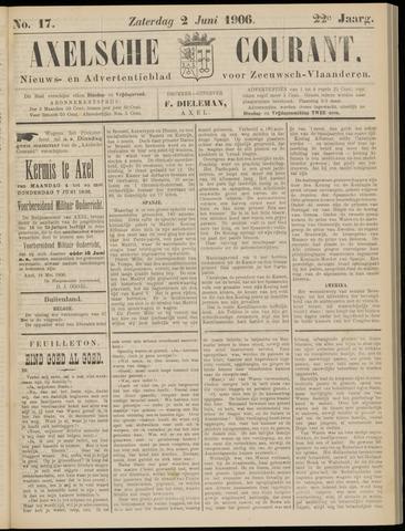 Axelsche Courant 1906-06-02