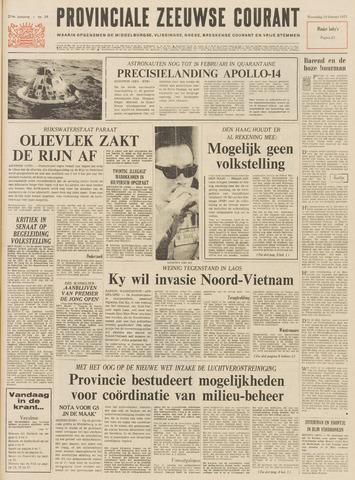 Provinciale Zeeuwse Courant 1971-02-10