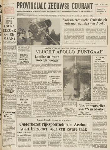 Provinciale Zeeuwse Courant 1969-07-18