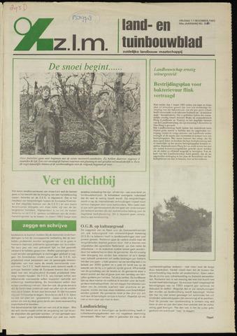 Zeeuwsch landbouwblad ... ZLM land- en tuinbouwblad 1982-12-17