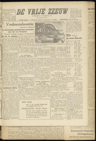 de Vrije Zeeuw 1946-08-15