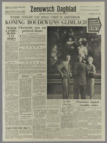 Zeeuwsch Dagblad 1959-07-09