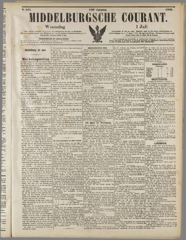 Middelburgsche Courant 1903-07-01