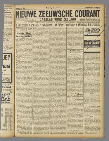 Nieuwe Zeeuwsche Courant 1923-06-02