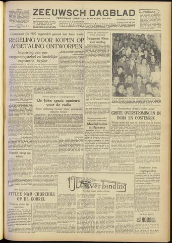 Zeeuwsch Dagblad 1954-07-29