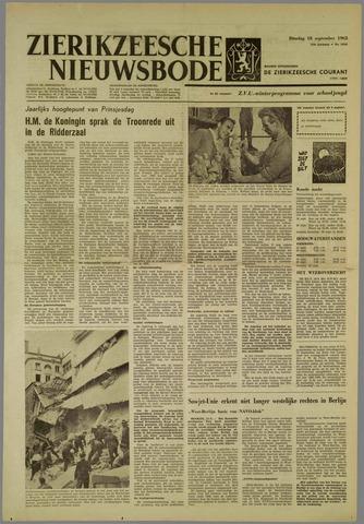 Zierikzeesche Nieuwsbode 1962-09-18