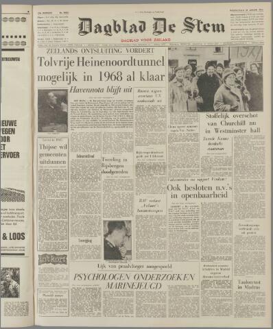 de Stem 1965-01-27